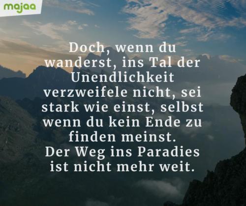 8095-trauerspruch-trauervers-trauerbild-trauerkarte-trauer-trauerhilfe-berge-himmel-weg-ins-paradies